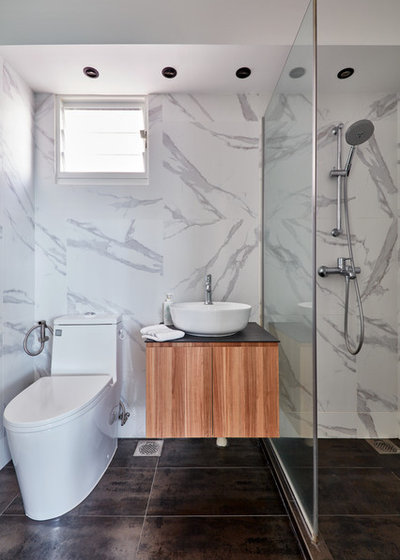 Contemporary Bathroom by Free Space Intent