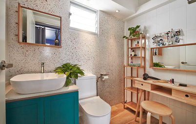 Best of the Week: 29 Bathrooms With a Stylish Splash of Colour