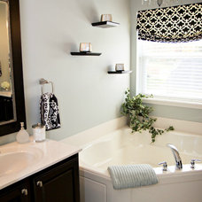 Traditional Bathroom by Refined Rooms LLC