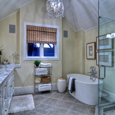 Traditional Bathroom by Spinnaker Development