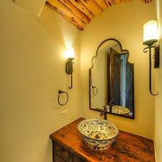 Traditional Bathroom by Burdick Custom Homes