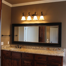 Traditional Bathroom by Douglas Custom Homes