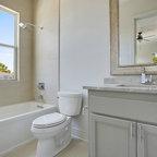 Small Bathroom Redo Traditional Bathroom Chicago