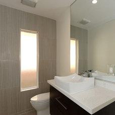 Contemporary Bathroom by ACROPOLIS DEVELOPMENTS