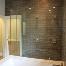 Traditional Bathroom by Mezger Homes