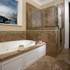 Traditional Bathroom by Creole Design