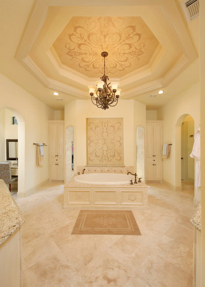 Traditional Bathroom by Heavenly Homes