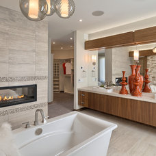 Contemporary Bathroom by Maric Homes