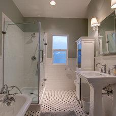Craftsman Bathroom by Aaron Janus at RE/MAX Integrity