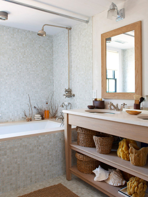 Beach Themed Bathroom Beach Themed Bathroom  Houzz