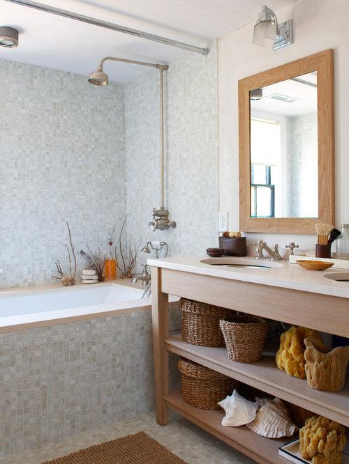 Houzz – Beach Style Bathroom