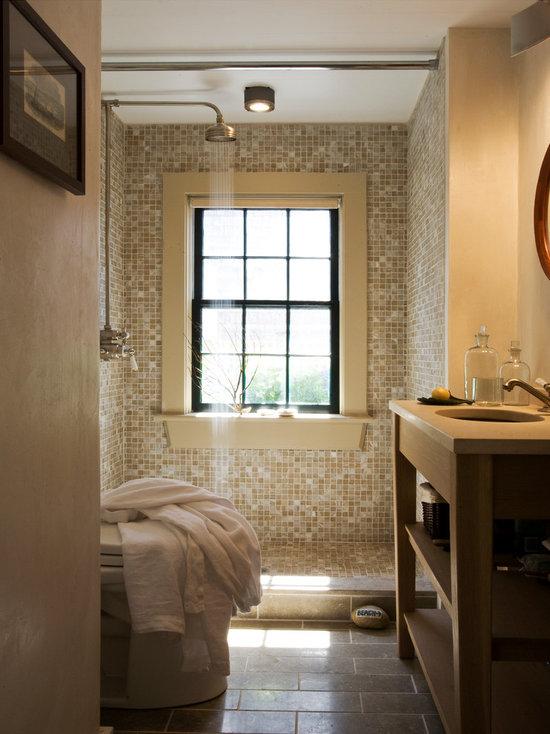 Window In Shower Houzz