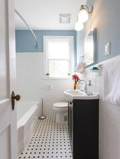 Curved Shower Rods | Houzz