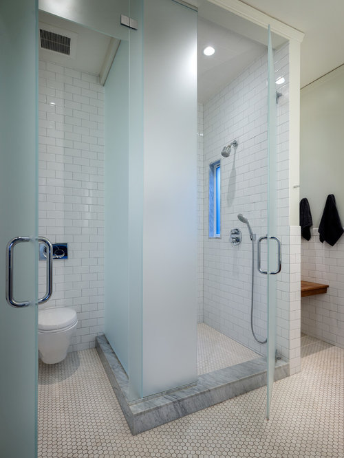 Separate Shower And Toilet Houzz