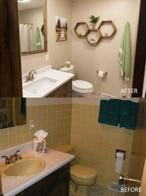 70 S Bathroom Remodel