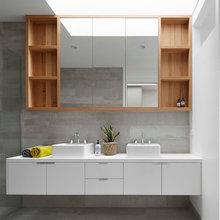 Modern & timeless bathrooms