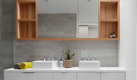 End Morning Madness! 4 Steps to Organised Bathroom Storage