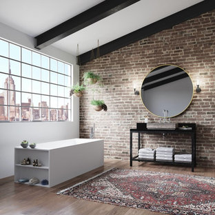 Example of a trendy bathroom design in San Francisco