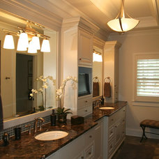 Traditional Bathroom by Cory Smith Architecture