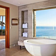 Contemporary Bathroom by Burdge & Associates Architects