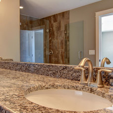 Traditional Bathroom by R. Fleming Construction