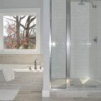 Hillside Modern Modern Bathroom Seattle By