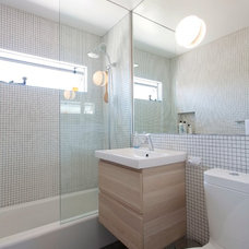 Modern Bathroom by ras-a, inc.
