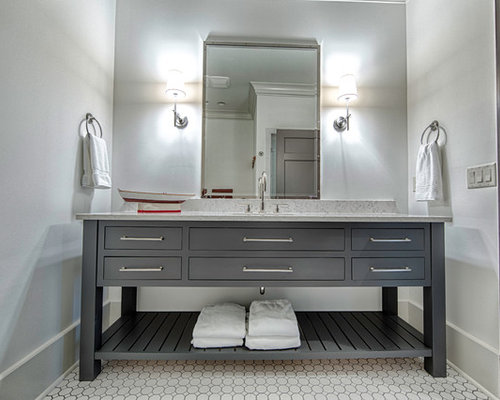 Gray Vanity Ideas Pictures Remodel And Decor