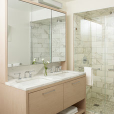 Contemporary Bathroom by Incorporated