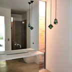 Caulfield Home - Contemporary - Bathroom - Melbourne - by MR.MITCHELL