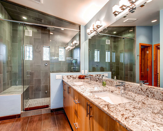 Shower Tile Layout Houzz