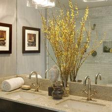 Modern Bathroom by Walter Studio Interior Design