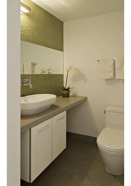 Modern Bathroom by Chelsea Atelier Architect, PC