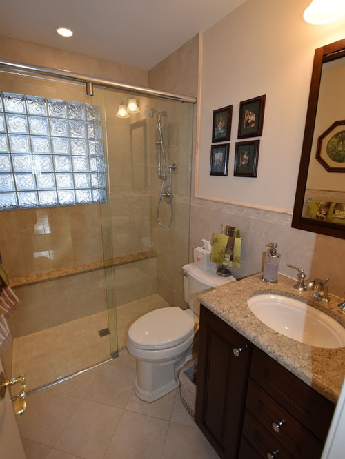 Premium Glassblock Shower Home Design Ideas, Renovations ...