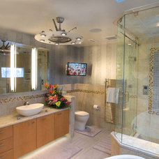 Contemporary Bathroom by Beco Kitchens and Baths