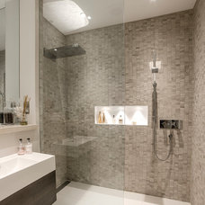 Contemporary Bathroom by London Basement
