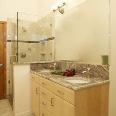 Traditional Bathroom by Beco Kitchens and Baths