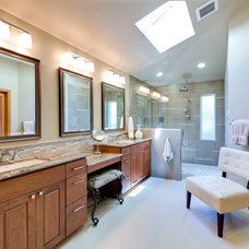 Contemporary Bathroom by C&R Remodeling