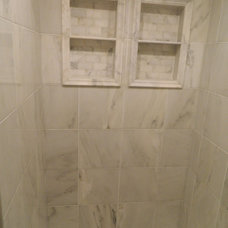 Traditional Bathroom by TileWorks