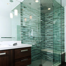 Modern Bathroom by Christopher's Showroom