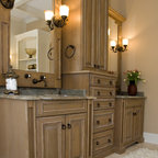 finishing kitchen cabinets espresso master bath traditional bathroom columbus 3743