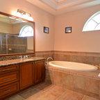 Tuxedo ave home traditional bathroom atlanta by cr - Bathroom remodeling bradenton fl ...