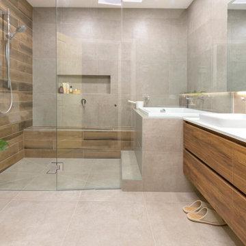 A Japanese Bathroom