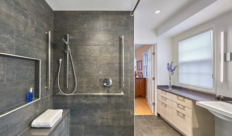 Baby Boomers Are Making Remodeling Changes With Aging in Mind
