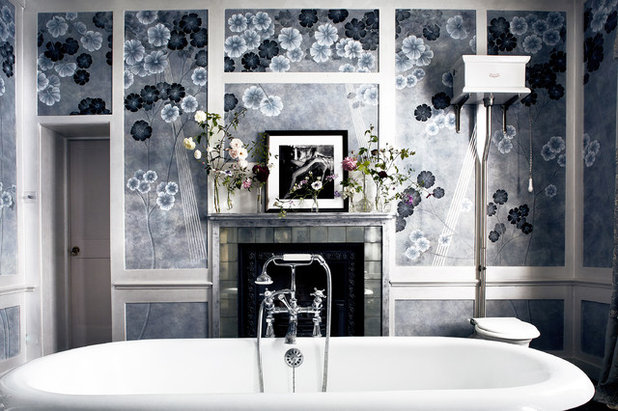 Shabby-chic Style Bathroom by Drummonds Bathrooms