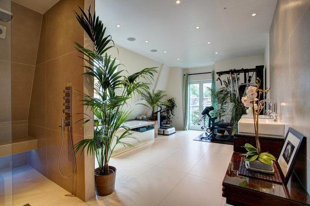 Contemporary Bathroom by Landmark Lofts