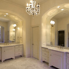 Traditional Bathroom by Parker Stuckey Residential