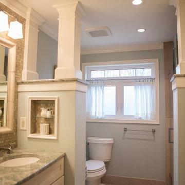 A Master Bathroom Transformation