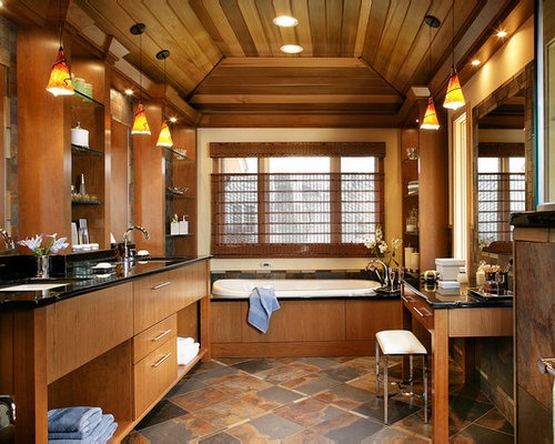 Wood Tray Ceiling Home Design Ideas, Pictures, Remodel and ...