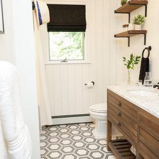 A Modern Jack and Jack Bathroom